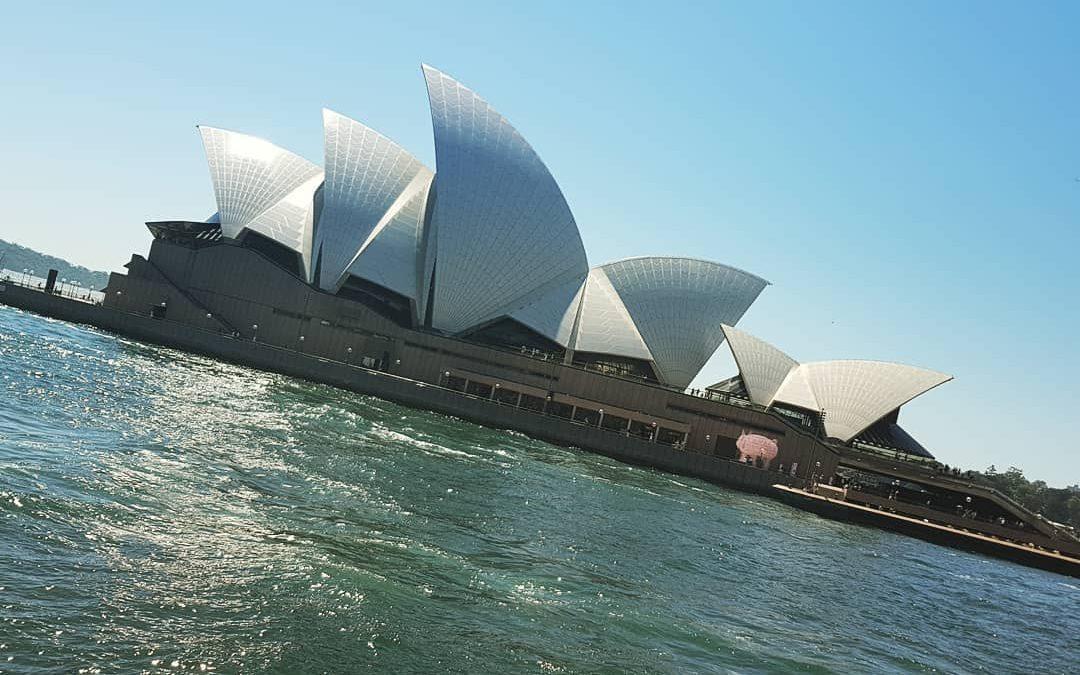 Groetjes uit Australië!