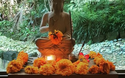 Yin Yoga Healing en meditatie op Bali